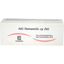 JSO JKH Adermittel Ad 2 Hamamelis cp Globuli