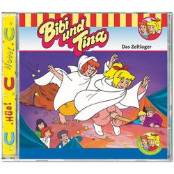 Kiddinx Hörspiel CD Bibi & Tina 10: Das Zeltlager