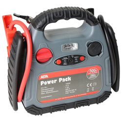APA Power Pack Starthilfegerät, bis 500 Ampere, mit Kompressor