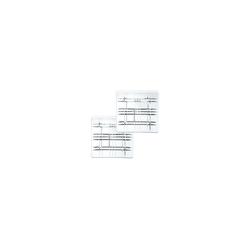 Nachtmann Servierplatte Square Geschirr Platte 14 cm klar quadratisch 2er, Glas, (2-tlg)
