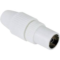 Hama Antennen-Buchse Koax, klemmbar Antenne Kabel-Durchmesser: 7mm