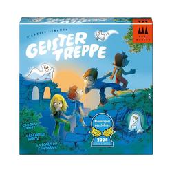 Drei Magier Spiele Spiel, KINDERSPIEL DES JAHRES 2004 - Geistertreppe