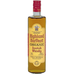 Higland Harvest - Scotch Whisky Bio