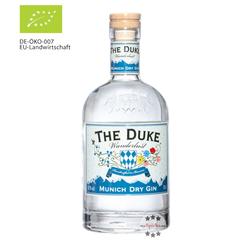 The Duke Wanderlust Gin Bio