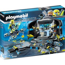 Playmobil Dr. Drone's Command Center, Playmobil