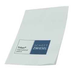 SCHOTT ZWIESEL Glaspoliertuch / Micofaservlies 50 x 57 cm