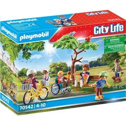 Playmobil® Spiel, PLAYMOBIL® 70542 City Life Im Stadtpark