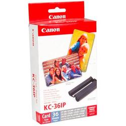 Canon KC-36IP 7739A001 Fotodrucker Kassette (Tinte/Papier) 36 Blatt