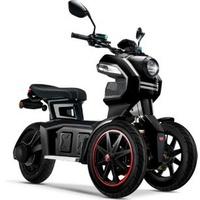 Doohan eGo2 Dreirad 1560 Watt 45 km/h black
