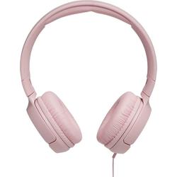 JBL TUNE 500 On-Ear-Kopfhörer (Siri, Google Assistant) rosa