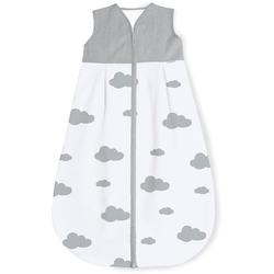 Pinolino® Babyschlafsack Wölkchen (1 tlg) grau 70 cm