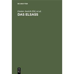 Das Elsass als Buch von