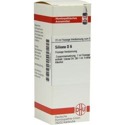 SILICEA D 6