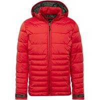 Mavi Hooded Jacket red L