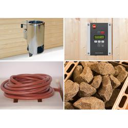 weka Bio-Saunaofen, 3.6 kW, externe Steuerung