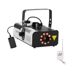 Singercon Nebelmaschine - LED 9 x 3 W - 1.500 W - 566 m³/min CON.FM-1500 9L
