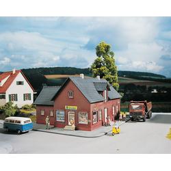 PIKO Modelleisenbahn-Set PIKO Spur H0 Bausatz EDEKA Laden