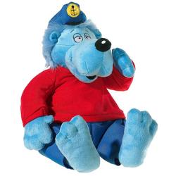Heunec® Kuscheltier Käptn Blaubär, 25 cm