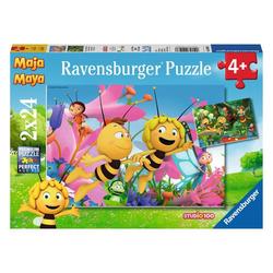 Ravensburger Puzzle Die Kleine Biene Maja, 48 Puzzleteile
