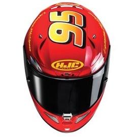 HJC Helmets RPHA 11 Lightning McQueen Disney Pixar MC1