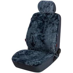 WALSER Set: Autositzbezug Iva , aus Lammfell grau