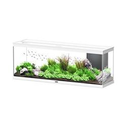 Aquatlantis Style LED Aquarium, 120, weiß