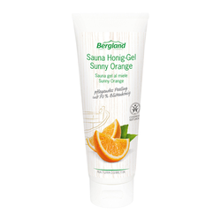 SAUNA HONIG-Gel sunny Orange