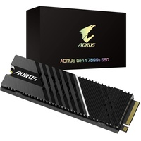 Gigabyte AORUS Gen4 7000s 2TB NVMe Solid State Drive (PCI-Express 4.0 x4)