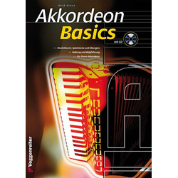 Akkordeon Basics + CD