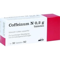 COFFEINUM N 0.2G