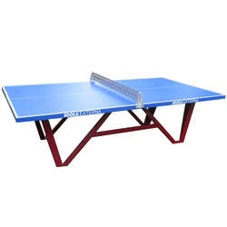 "Joola Outdoor-Tischtennisplatte ""Externa"" wetterfest,blau,"