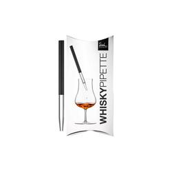 Eisch Whisky-Pipette Gentleman Whisky-Pipette Schwarz