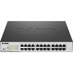 D-Link DGS-1100-24P Netzwerk Switch 24 Port 1 GBit/s PoE-Funktion