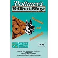 Vollmer's Vollkost-Ringe 15 kg