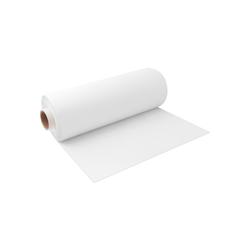 Backpapier auf Rolle weiß, 38cm x 200m
