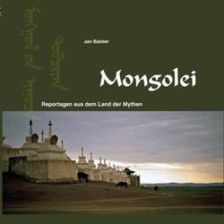 Mongolei: eBook von Jan Balster