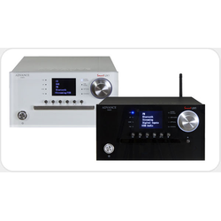 Advance Acoustic UX 1 Netzwerk Streamer CD Player DAB+ Tuner *weiss*