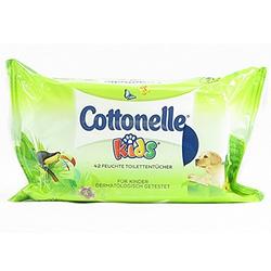 Cottonelle Kids, 42 feuchte Toilettentücher