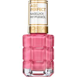 L'ORÉAL PARIS Nagellack Age Perfect, Mit Pflegeöl rosa