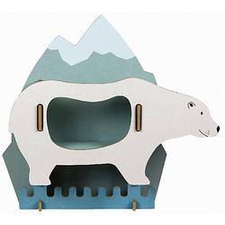 Kindergarderobe - Eisbär