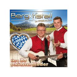 Bergkristall - Ihre 20 schönsten Lieder (CD)