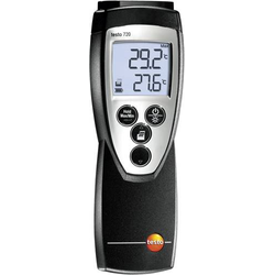 Testo 0560 7207 Temperatur-Messgerät -100 bis +800°C Fühler-Typ Pt100, NTC
