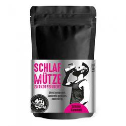 """Kaffeebohnen Mahlgrad """"Schlafmütze Kaffee (Entkoffeiniert)"""
