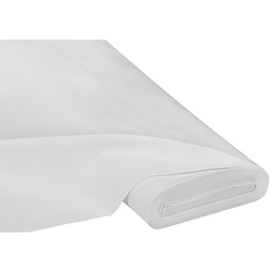 Handarbeitsstoff weiß, 10 Fäden/cm