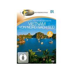 BR-Fernweh: Vietnam - von Nord nach Süd DVD