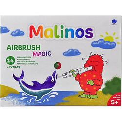 Malinos Airbrush Magic 14+1