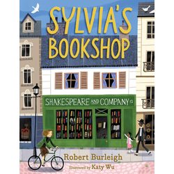 Sylvia's Bookshop: eBook von Robert Burleigh