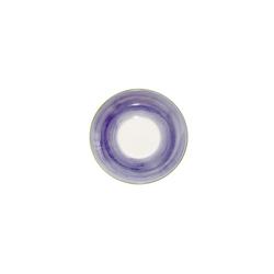 Zeller Keramik Untertasse Untertasse Fleur de Provence, (1 Stück)