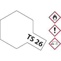 Tamiya Acrylfarbe Weiß TS-26 Spraydose 100ml