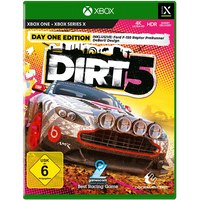 DIRT 5 - Day One Edition (USK) (Xbox Series X)
